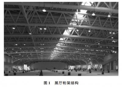十堰螺旋风管案例:风百顺某大型展馆风管设计方